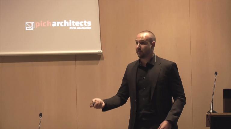 Mauro Manca Leitat workshop Barcelona Green Instruct